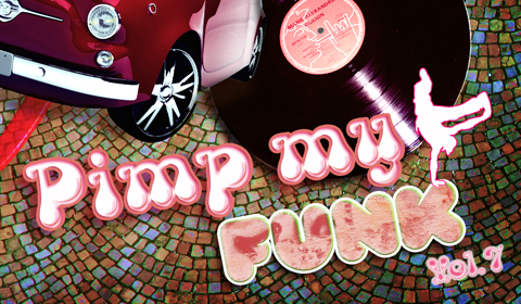 [PODCAST] Pimp My Funk Vol.7 est disponible au téléchargement