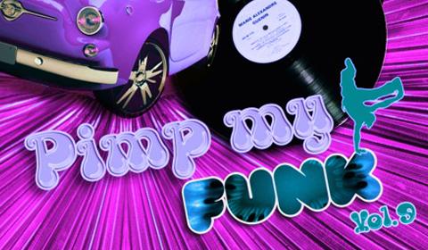 [PODCAST] Pimp My Funk Vol.9 est disponible au téléchargement